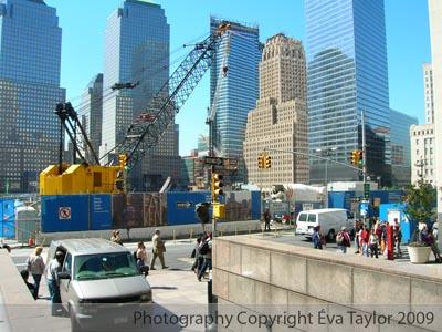 Former World Trade Centre