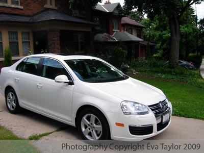 The New Diesel Jetta