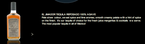 El Jimador Tequila