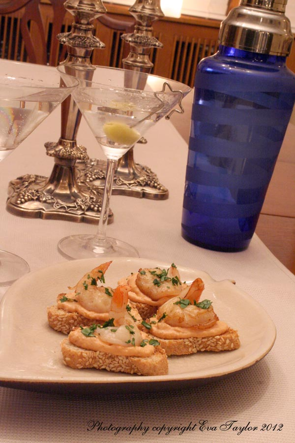 Titanic hors d uvres canap s l amiral for Canape hors d oeuvres