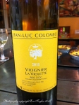 "Winemakers notes: ""The color is a brilliant light straw. Aromas of intense acacia, yellow peaches and exotic fruits. On the palate the wine is very elegant and harmonious. Its freshness allows the fruit to fully develop. A seductive wine to be enjoyed with appetizers and hors d'oeuvres""."