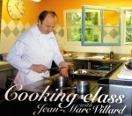 Our cooking class with Chef Jean-Marc Villard