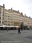 Touring around Lyon