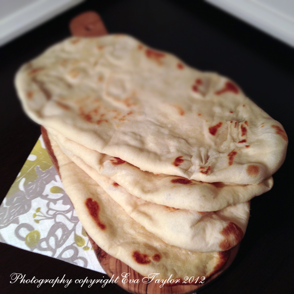 The most delicious naan yet
