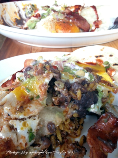 Cabana Cantina Junction Huevos Rancheros_4230