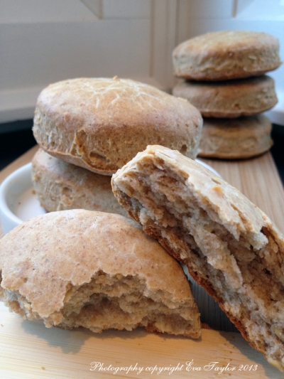 Irish Oat Scones_4310