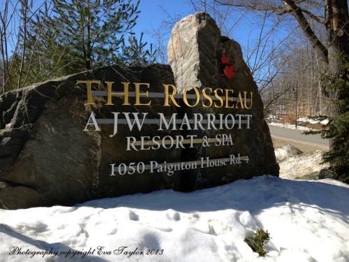 Rosseau Marriott Sign_4387
