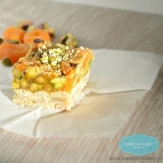 Sugar Free Apricot Pistachio Bars from Sweet as Honey