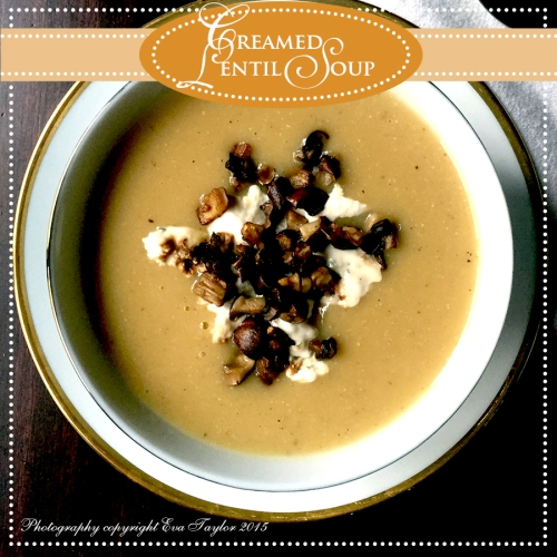 CreamedLentilSoup_First