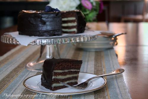 ChocolateAlmondCakeCut