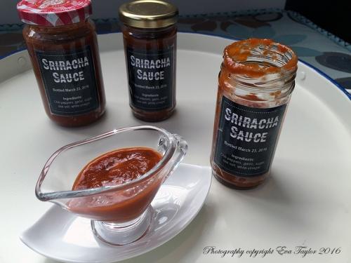 Hot sauce.
