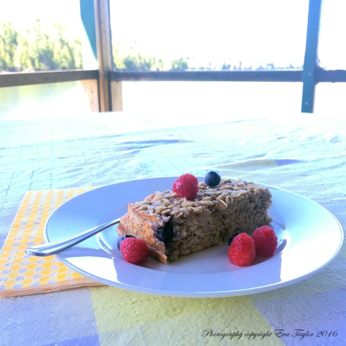 OatmealBreakfastCake