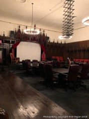The main boardroom